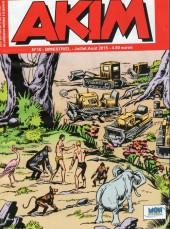 Akim (3e série) -16- Matumbo, l'homme-léopard (3 et 4)