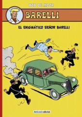 Barelli (en espagnol) -1- El enigmático señor Barelli