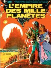 Valérian -2c1978- L'empire des mille planètes