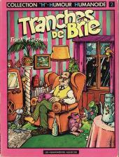 Frank Margerin présente -2b1982- Tranches de Brie