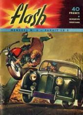 Flash (Artima) -6- Les tours de la folie
