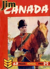 Jim Canada -2- Le jeune héros