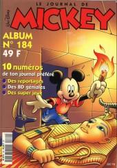 (Recueil) Mickey (Le Journal de) -184- Du n° 2440 au n° 2450