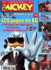 (Recueil) Mickey (Le Journal de) -213- Du n° 2791 au n° 2804