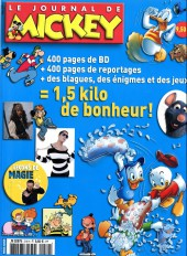 (Recueil) Mickey (Le Journal de) -219- Du n° 2864 au n° 2875