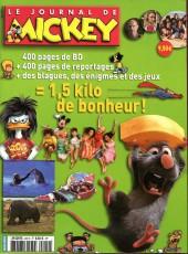 (Recueil) Mickey (Le Journal de) -220- Du n° 2876 au n° 2887