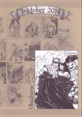 (AUT) Morgil - Inktober 2014 - Artbook
