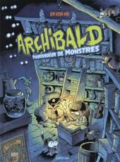 Archibald (Kim) -1- Archibald pourfendeur de monstres