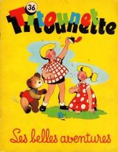 Titounet et Titounette -36- Les belles aventures