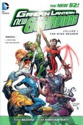 Green Lantern: New Guardians (DC Comics - 2011) -INT01- The ring bearer