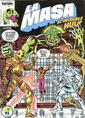 Masa (la) (El increíble Hulk - Forum)
