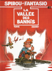 Spirou et Fantasio -41c13- La vallée des bannis