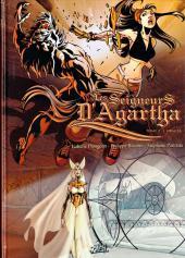 Les seigneurs d'Agartha -2- L'oracle