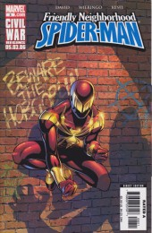 Friendly Neighborhood Spider-Man (2005) -8- Jumping the tracks part 1