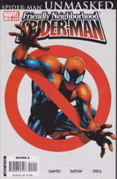 Friendly Neighborhood Spider-Man (2005) -14- Taking wing part 1