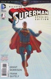 All-Star Superman (2006) -1SE- ...Faster...
