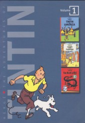 Tintin (The Adventures of) (Intégrale - 2008) -1- Volume 1