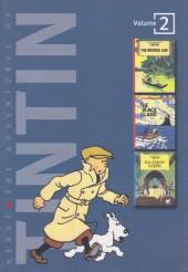 Tintin (The Adventures of) (Intégrale - 2008) -2- Volume 2