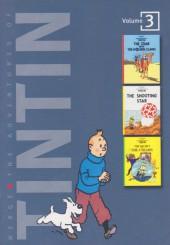 Tintin (The Adventures of) (Intégrale - 2008) -3- Volume 3