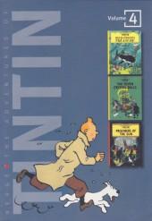 Tintin (The Adventures of) (Intégrale - 2008) -4- Volume 4
