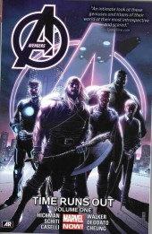 Avengers Vol.5 (Marvel comics - 2013) -INT07- Time runs out