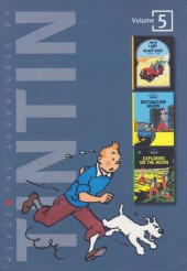 Tintin (The Adventures of) (Intégrale - 2008) -5- Volume 5
