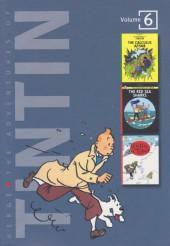 Tintin (The Adventures of) (Intégrale - 2008) -6- Volume 6