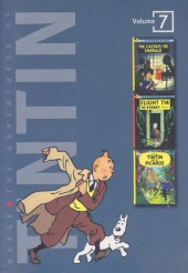 Tintin (The Adventures of) (Intégrale - 2008) -7- Volume 7