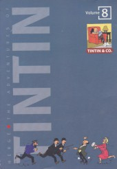 Tintin (The Adventures of) (Intégrale - 2008) -8- Volume 8