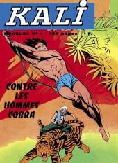 Kali -1- Contre les hommes-cobra