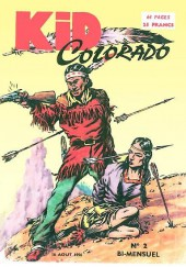 Kid Colorado -2- Résistance héroïque