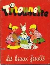 Titounet et Titounette -11- Les beaux jeudis