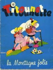 Titounet et Titounette -12- La montagne jolie