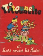 Titounet et Titounette -14- Titounet Titounette et leurs amies les fleurs