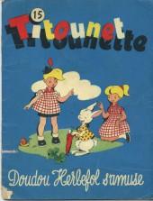 Titounet et Titounette -15- Doudou Herbefol s'amuse