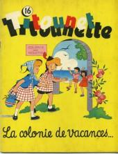 Titounet et Titounette -16- La colonie de vacances