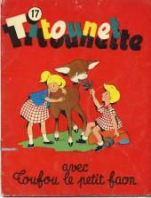 Titounet et Titounette -17- Titounet Titounette avec Toufou le peti faon