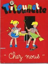 Titounet et Titounette -27- Chez nous
