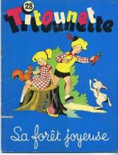 Titounet et Titounette -28- La forêt joyeuse