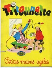 Titounet et Titounette -39- Petites mains agiles