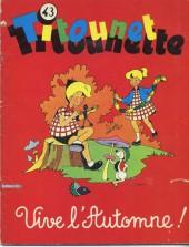 Titounet et Titounette -43- Vive l'automne