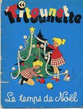 Titounet et Titounette -44- Le temps de Noël
