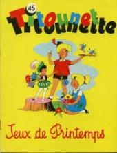 Titounet et Titounette -45- Jeux de printemps
