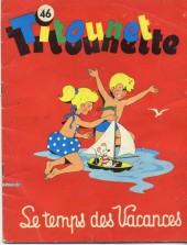 Titounet et Titounette -46- Le temps des vacances