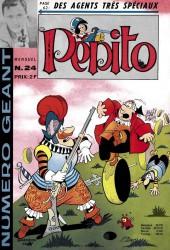 Pepito (3e Série - SAGE) (Numéro Géant) -24- A l'ombre du roi-soleil