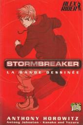 Alex Rider -1- Stormbreaker