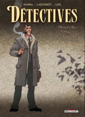 Détectives (Hanna) -4'- Martin Bec - La cour silencieuse