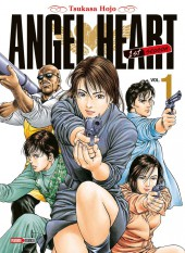 Angel Heart - 1st Season -1- Tome 1