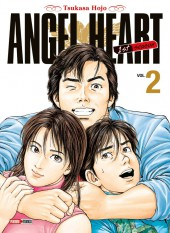 Angel Heart - 1st Season -2- Tome 2