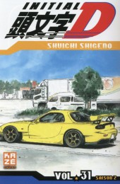 Initial D -31- Tome 31